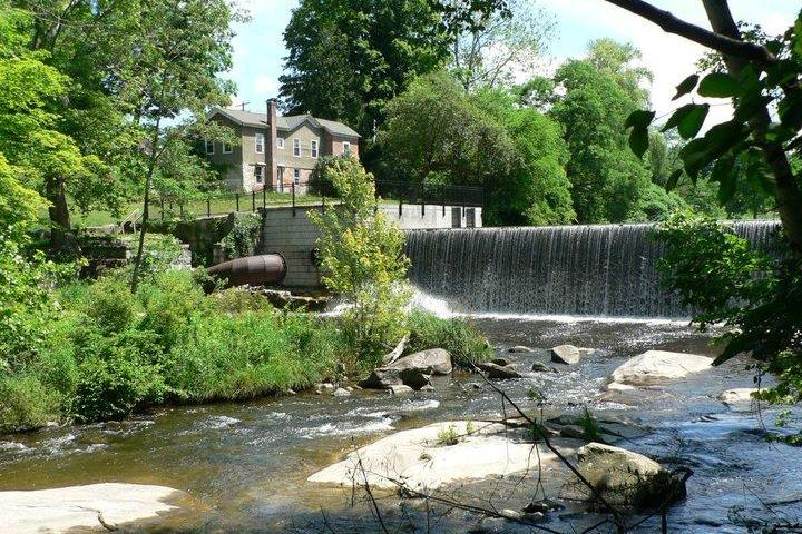Pet Friendly Beckley Furnace Industrial Monument