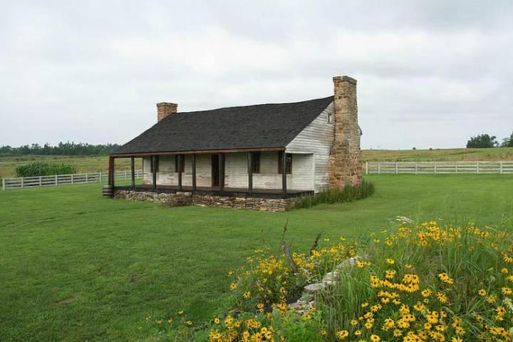Pet Friendly Nathan Boone Homestead State Historic Site