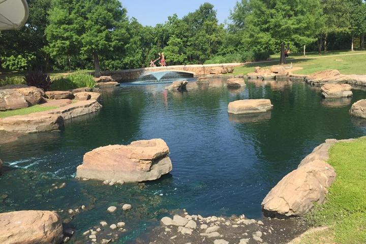 Pet Friendly Oyster Creek Park