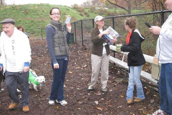 Pet Friendly Peekskill Dog Park at Tompkins Park