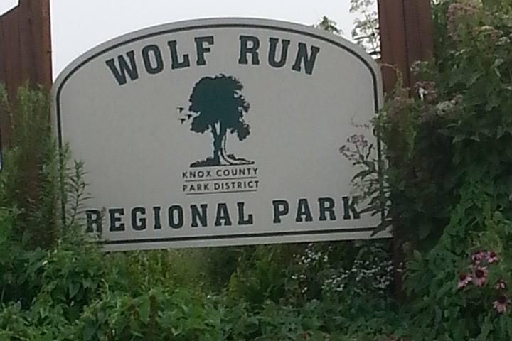 Pet Friendly Wolf Run Regional Park