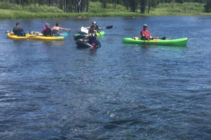 Pet Friendly Floating Big Springs River Experience