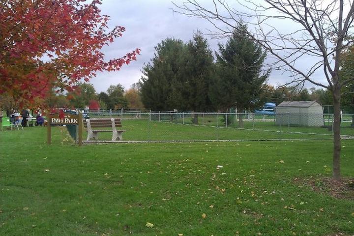 Pet Friendly Paws Park