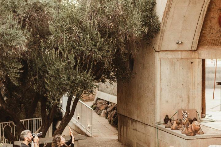 Pet Friendly Arcosanti Photography Tour