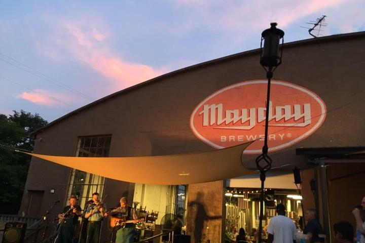 Pet Friendly Mayday Brewery