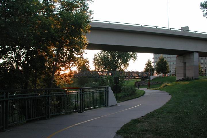 Pet Friendly Platte River Greenway Trail
