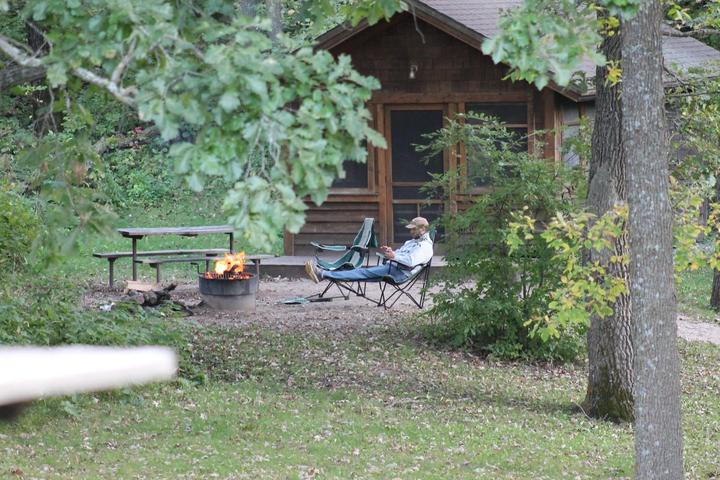 Pet Friendly Glacial Lakes State Park