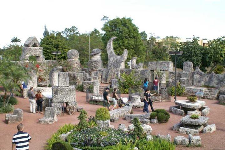 Pet Friendly Coral Castle Museum