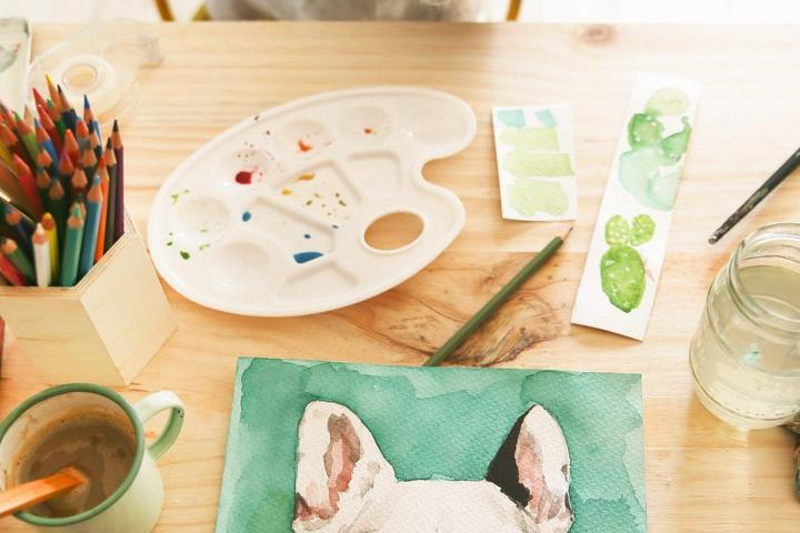 Pet Friendly Paint your Pet/Feathers and Fur