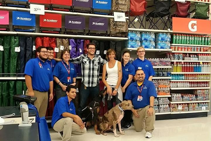 Pet Friendly Academy Sports + Outdoors