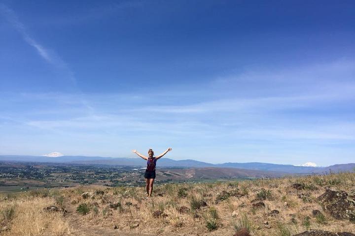 Pet Friendly Yakima Rim Skyline Trail