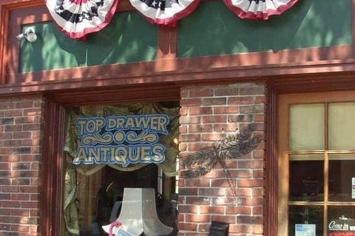Pet Friendly Top Drawer Antiques