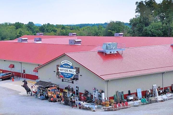 Pet Friendly Holmes County Flea Market