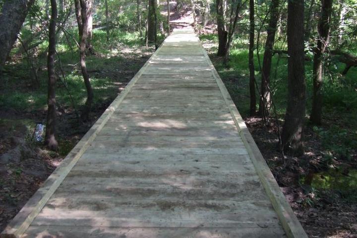 Pet Friendly Appomattox River Regional Park