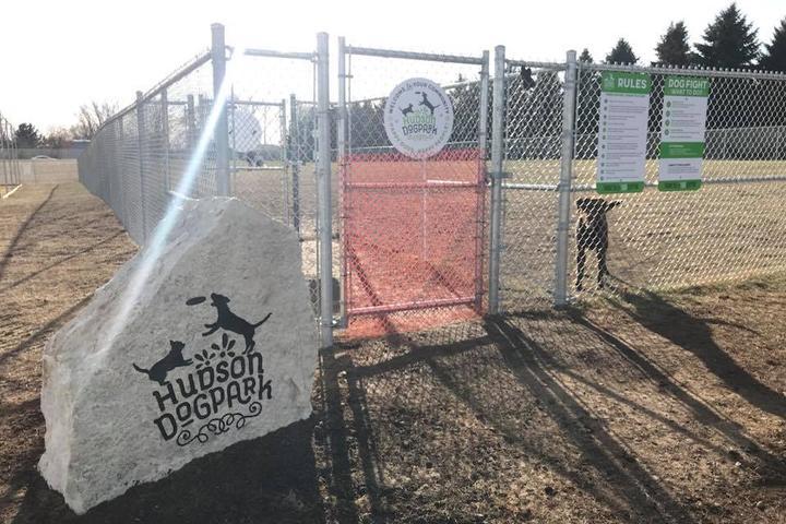 Pet Friendly Hudson Dog Park