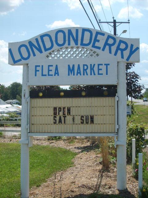 Flea market in londonderry nh