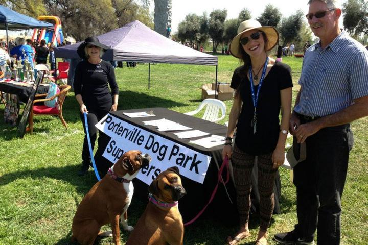 Pet Friendly Porterville Dog Park