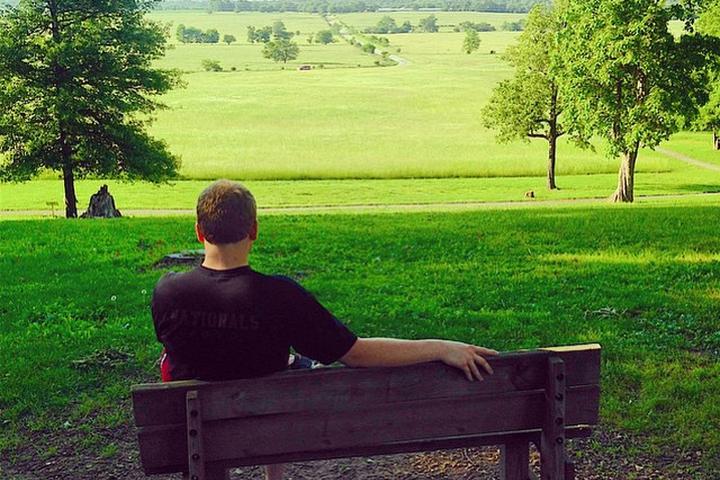 Pet Friendly Prairie Grove Battlefield State Park