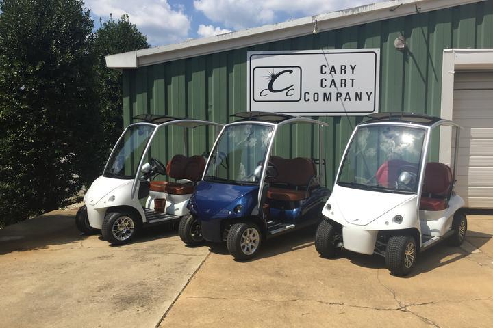 Pet Friendly Cary Cart Company