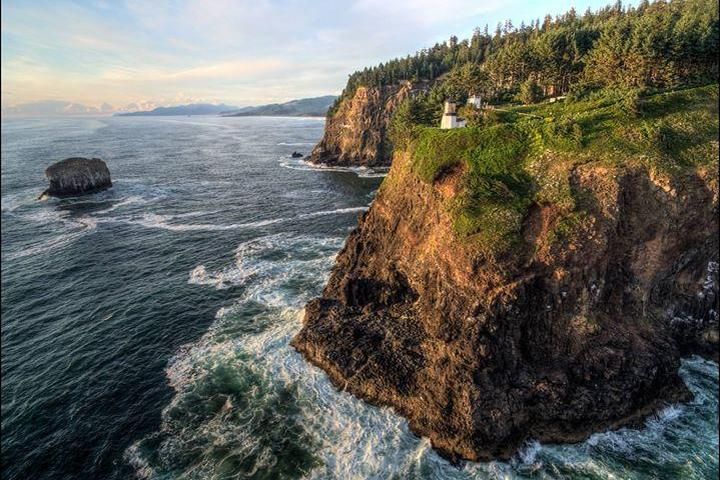 Pet Friendly Cape Meares State Scenic Viewpoint