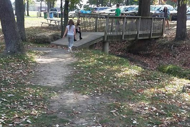 Pet Friendly Rotary Dog Park in Cranberry Community Park