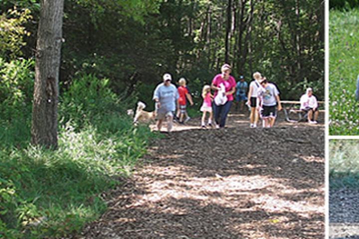Pet Friendly Estabrook Park Dog Exercise Area
