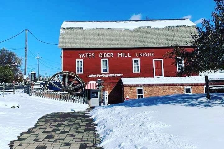 Pet Friendly Yates Cider Mill