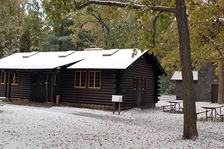 Pet Friendly Charles A. Lindbergh State Park