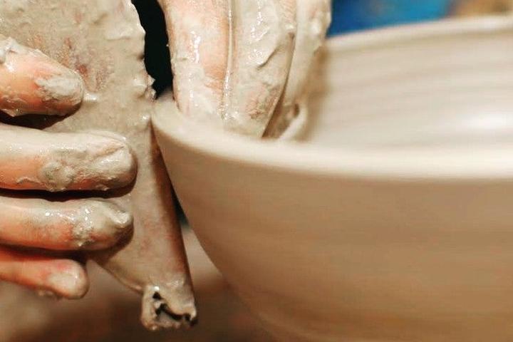 Pet Friendly Pottery Lesson