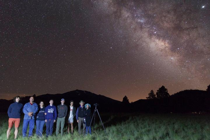 Pet Friendly Dark Sky Astrophotography and Stargazing