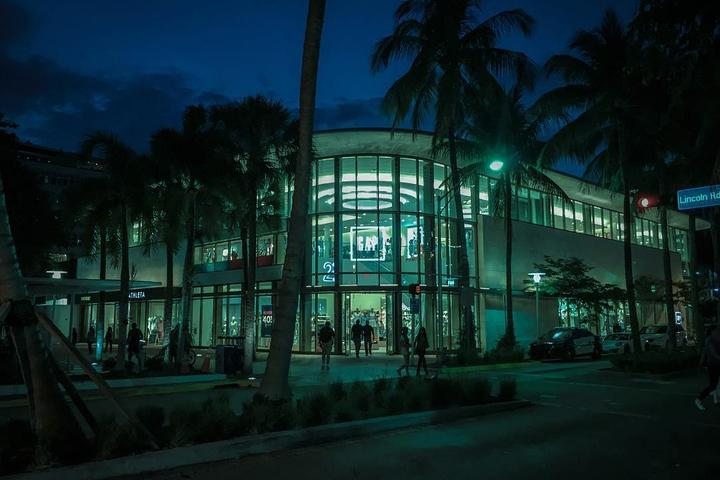 Pet Friendly Lincoln Road Mall