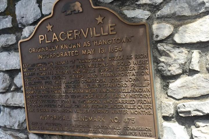 Pet Friendly Old Town Placerville