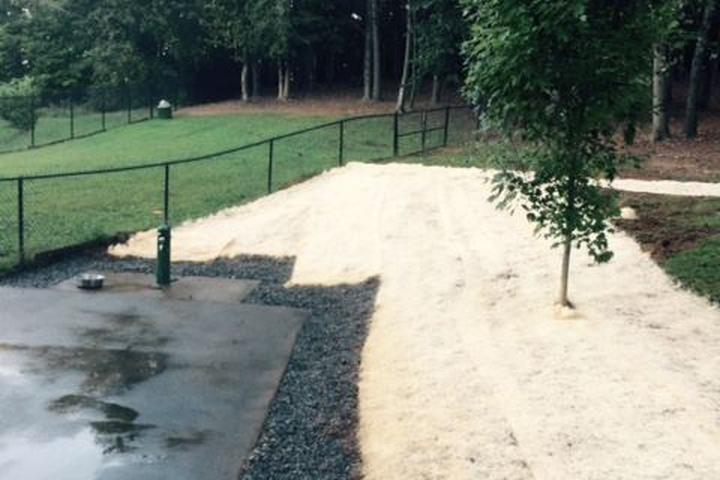Pet Friendly Dogwood Park at Hunter Wright Stadium