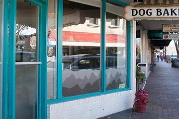 Pet Friendly Smoky Mountain Dog Bakery