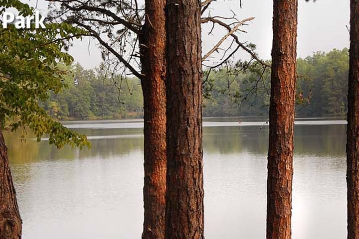 Pet Friendly Lake Norman State Park