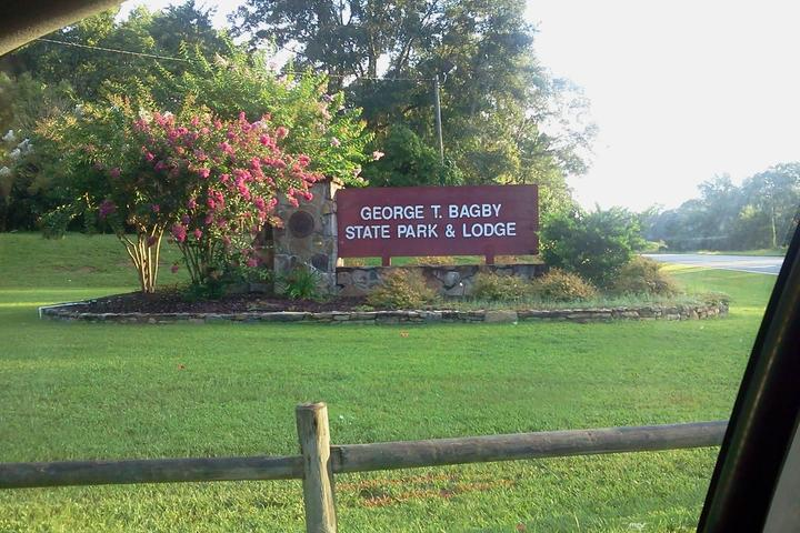 Pet Friendly George T. Bagby State Park and Lodge