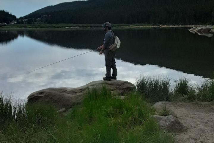 Pet Friendly Family Fishing Near Idaho Springs