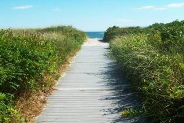Pet Friendly Crescent Beach State Park