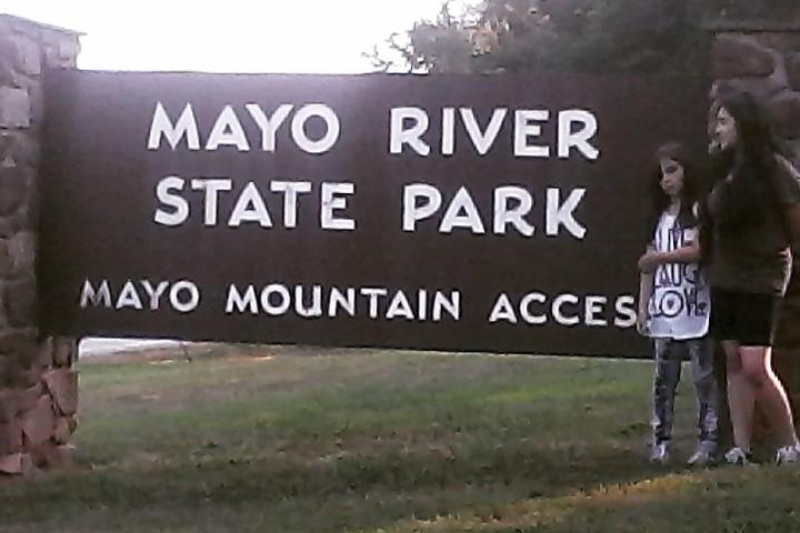Pet Friendly Mayo River State Park