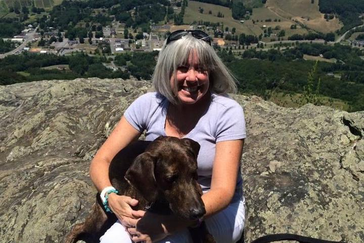Pet Friendly Summit and Rhododendron Trails