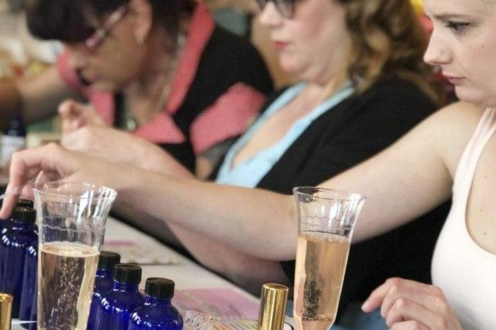 Pet Friendly Perfume Making with Published Pin Up