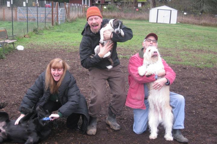 Pet Friendly Eddie & Friends Dog Park