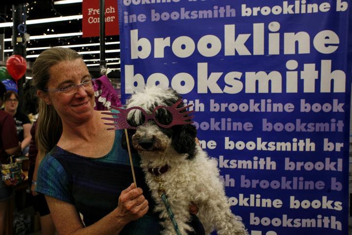 Pet Friendly Brookline Booksmith