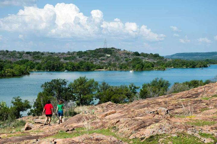 Pet Friendly Inks Lake State Park