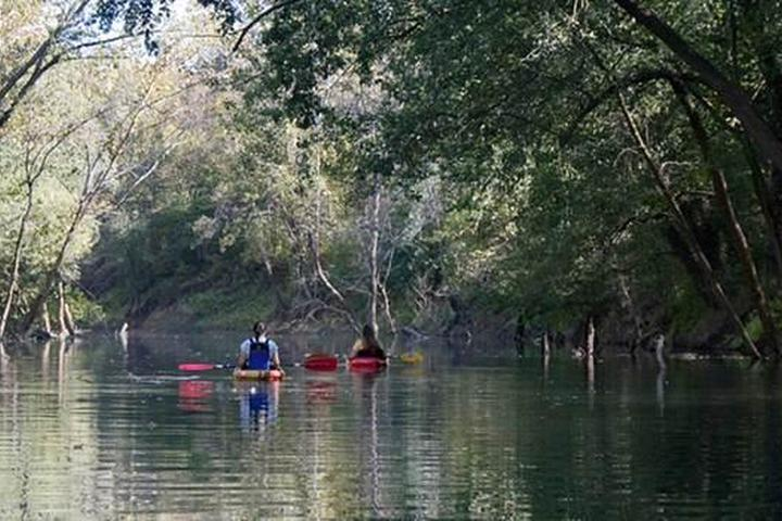 Pet Friendly Cave Country Canoes