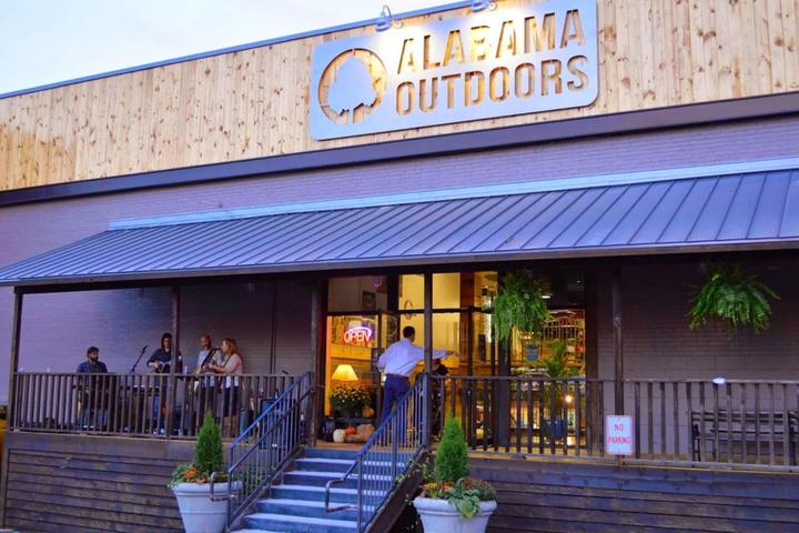 Pet Friendly Alabama Outdoors