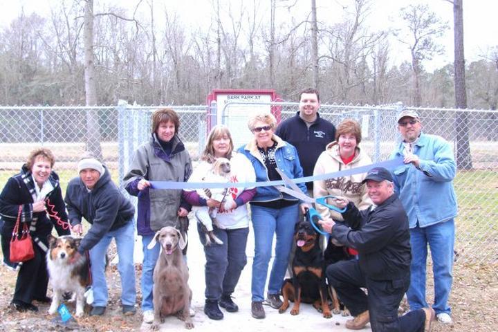 Pet Friendly Shallotte Dog Park