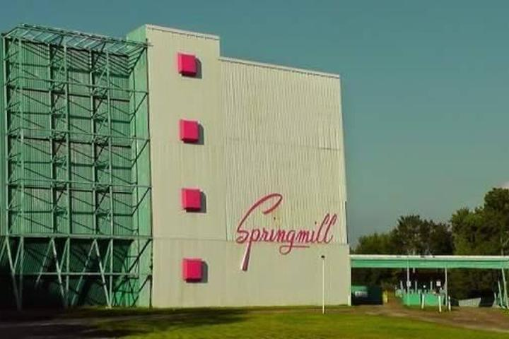 Pet Friendly Springmill Drive-In Theatre