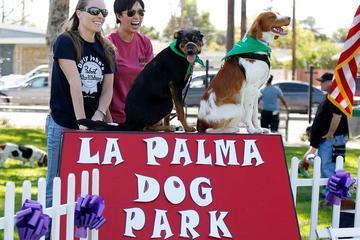 Pet Friendly La Palma Dog Park