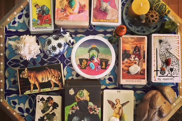 Pet Friendly It's a Tarot Party!
